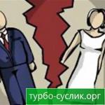 Стресс после развода