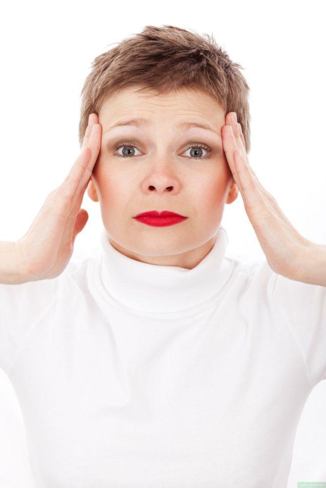 Тревога и стресс - спутники мнительного человека