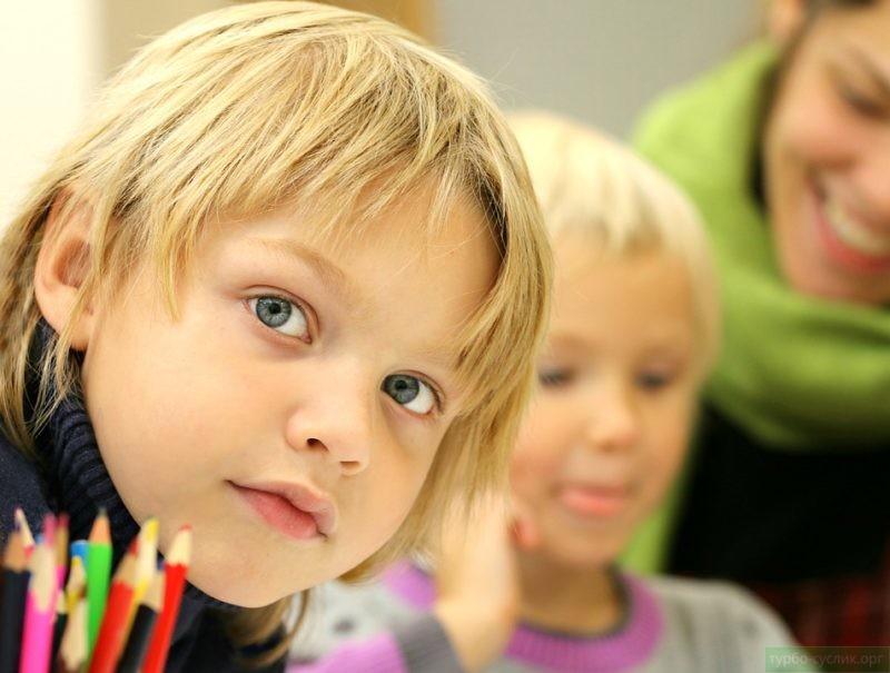 Тест определяет самооценку учащихся