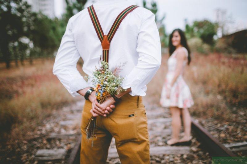 Жена может бросить мужа ради другого мужчины