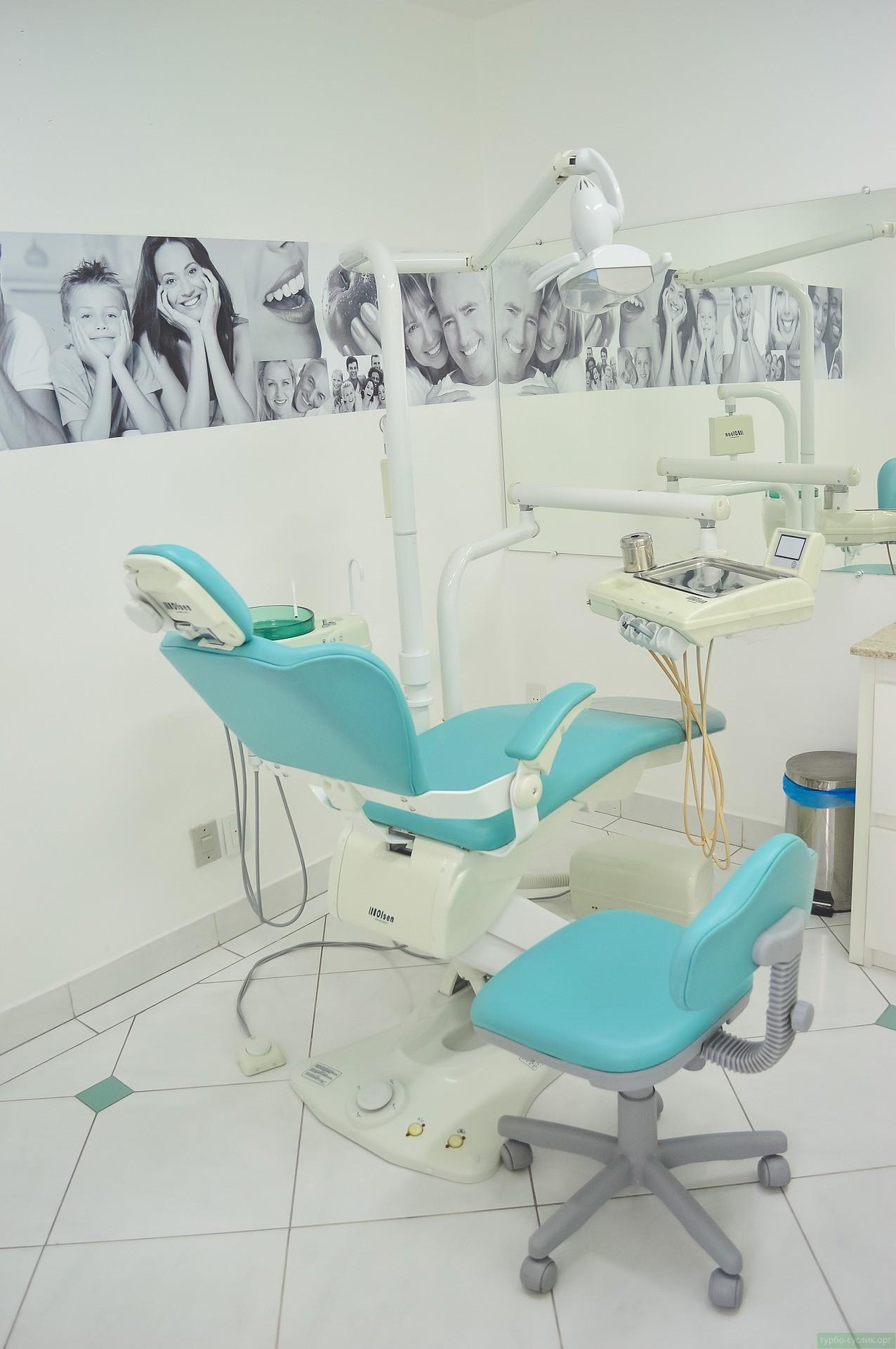 Кресло стоматолога вызывает приступ клаустрофобии