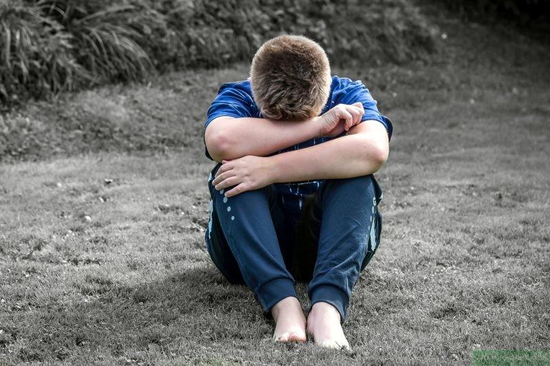 подросток чувствующий вину