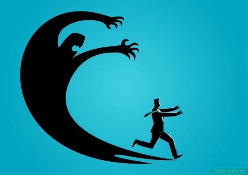 состояние страха