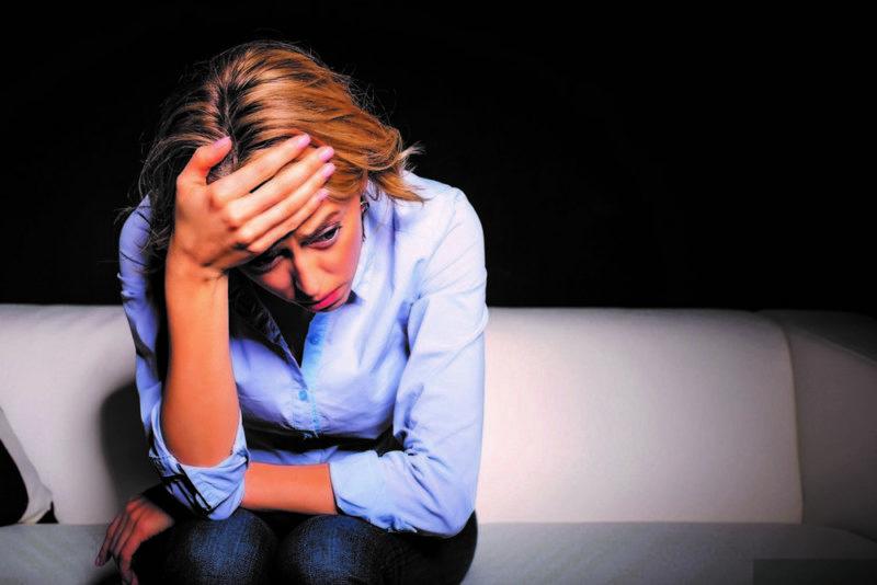 стресс от тревоги